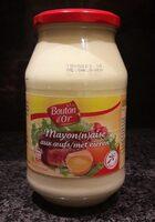 Mayonnaise aux oeufs - Product - en