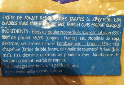 Nuggets de poulet vola 750 g - Bicarbonate de soude intermarche ...
