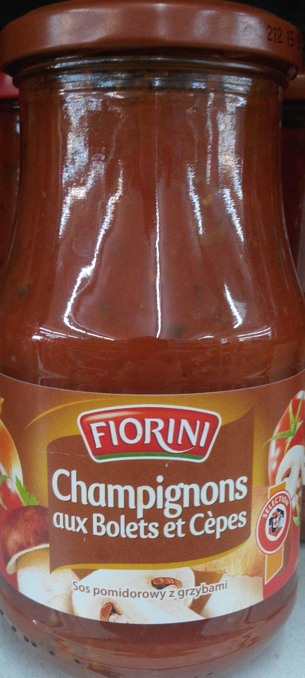 Champignons Bolets & Cèpes - Product - fr
