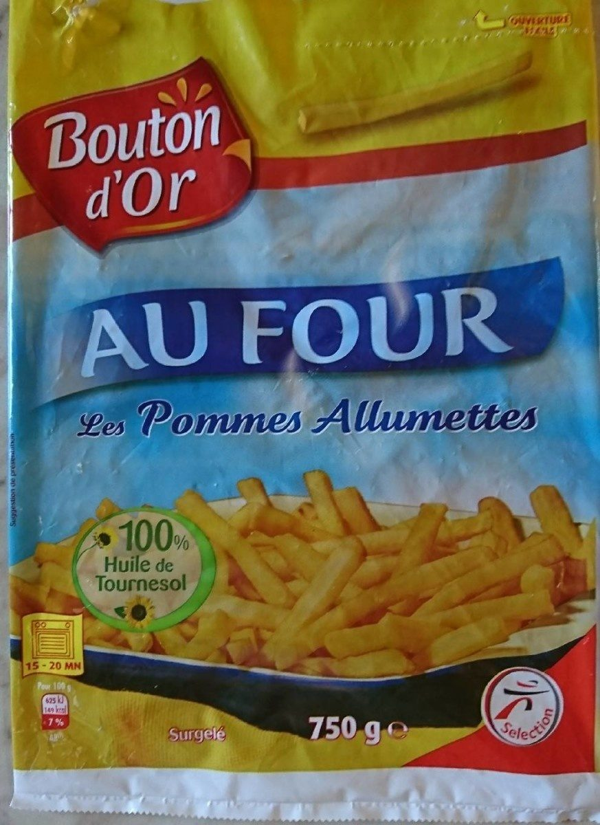 B.or Allumettes Four - Sản phẩm - fr