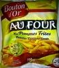 Pommes frites au four - Produit