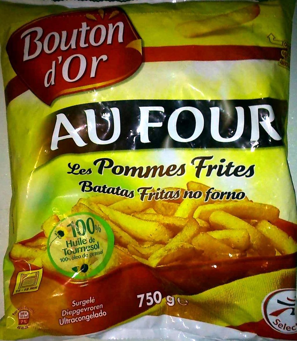 Frites au four - Product - fr