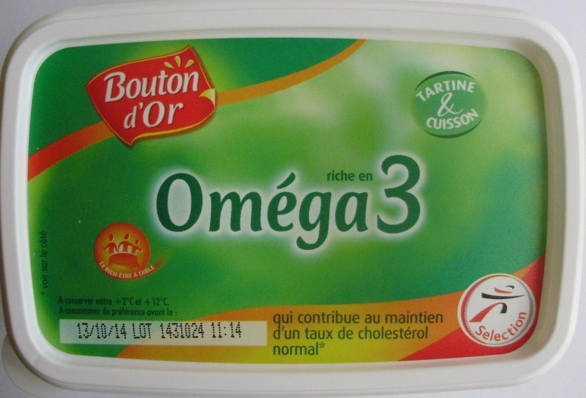 Oméga-3 - Produit