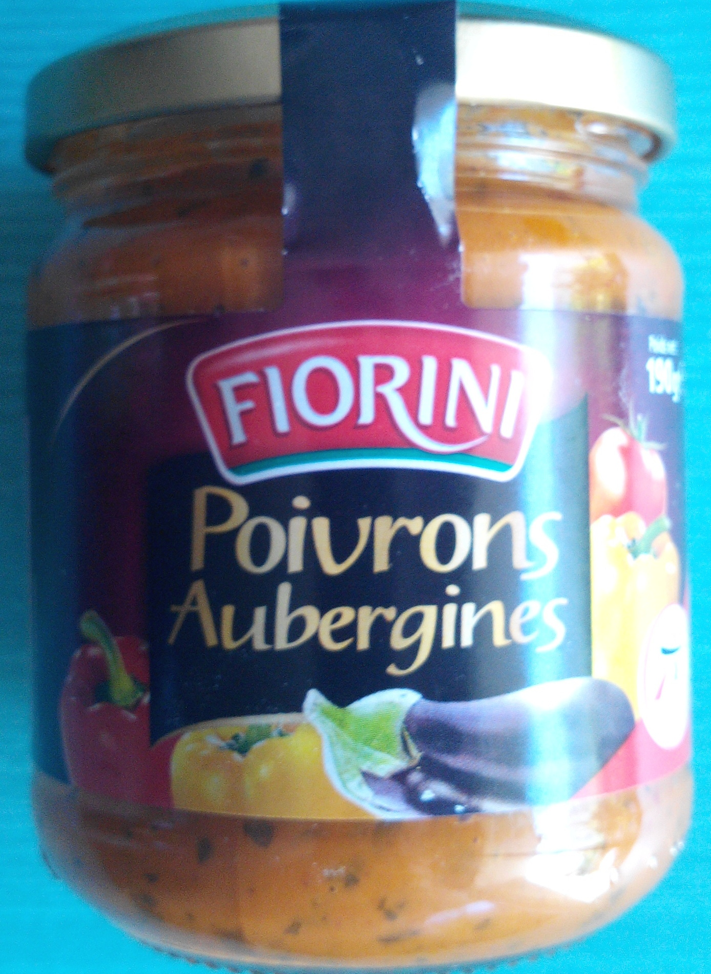 Poivrons Aubergines - Product