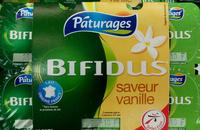 Bifidus saveur vanille (12 Pots) - Produit - fr