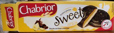 Sweet Génoises au Citron et au Chocolat noir - Product