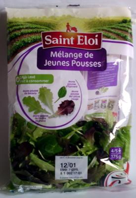 Mélange de Jeunes Pousses (4/5 portions) - Product