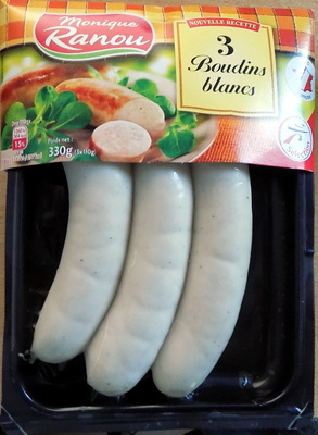 3 Boudin blanc - Product