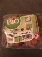 Tomates Cerises Bio - Ingrédients