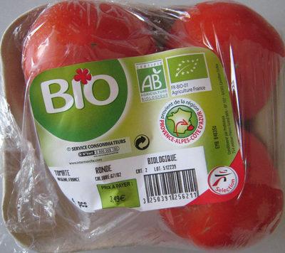 Tomate ronde Daniela - Produit