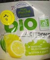 Citrons Bio - Product - fr