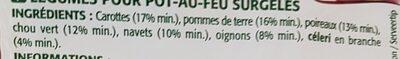 Légumes pour Pot-au-feu - Ingrédients - fr
