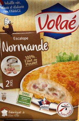 2 panés à la normande - Product