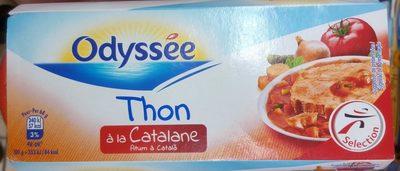 Thon à La Catalane 2 x - Produit
