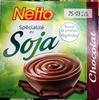 Spécialité au Soja Chocolat (4 Pots) - Produit