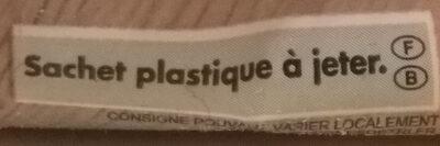 Poêlée de Gésiers de Canard, surgelée - Istruzioni per il riciclaggio e/o informazioni sull'imballaggio - fr
