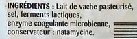 Frère Augustin - Ingrédients