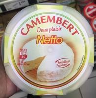 Camembert, Doux Plaisir (20 % MG) - Produit