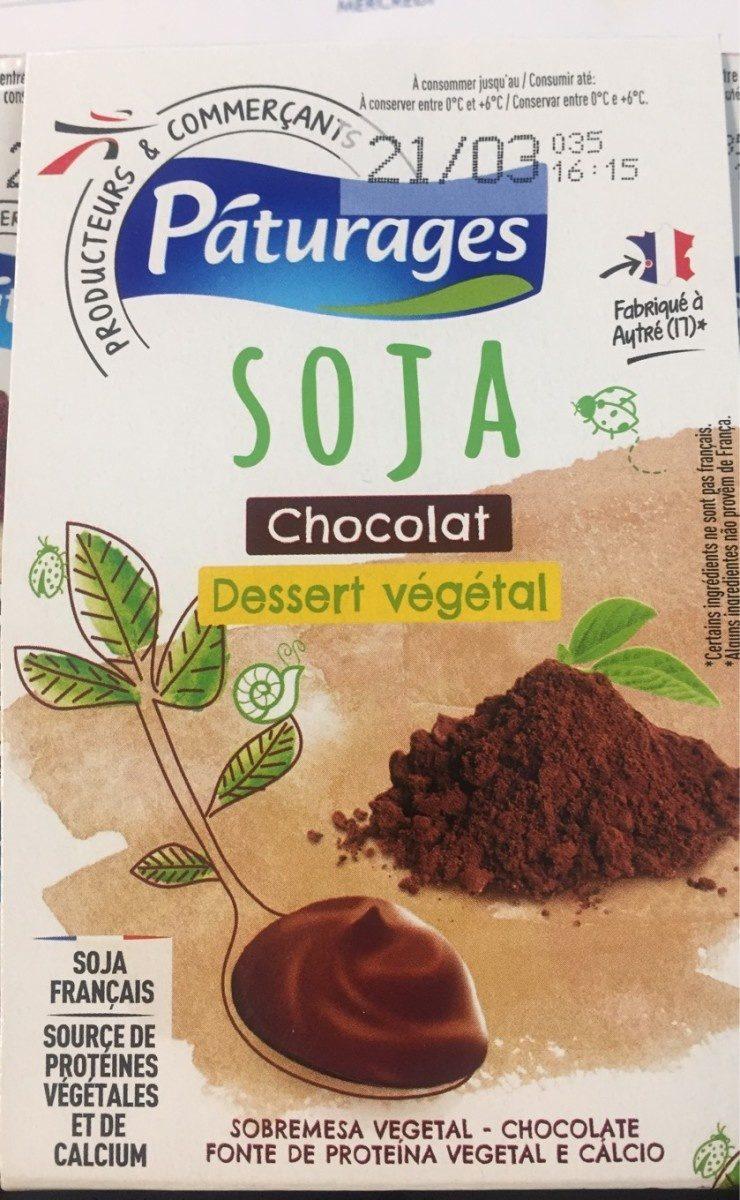 Soja chocolat (4 Pots) - Product