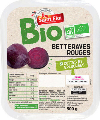 Betteraves rouges - Product - fr