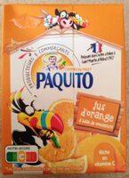 Paquito Pilki Tropical - Produit - fr