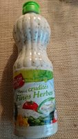 Sauce Crudités Fines Herbes - Produit - fr