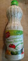 Sauce Crudités Fines Herbes - Ingrédients - fr