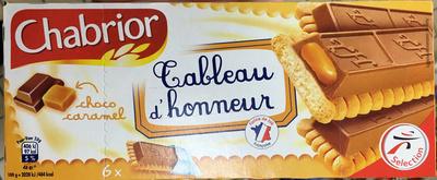 Tableau d'Honneur Choco Caramel - Produit - fr