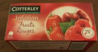 Infusion Fruits Rouges - Product