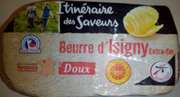 Beurre d'Isigny extra-fin doux - Product - fr