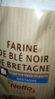 Netto Farine De Sarrasin 1 kg - Product - fr