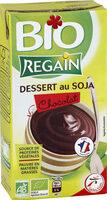 dessert soja saveur chocolat bio - Produit - fr