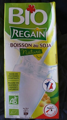 Boisson au Soja - nature - Product
