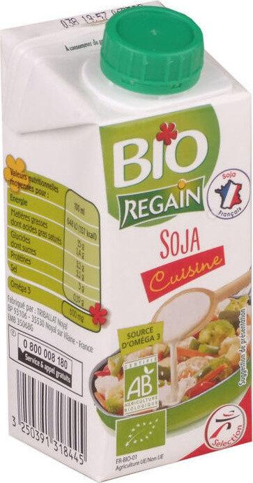 Soja cuisine bio - Produit - fr