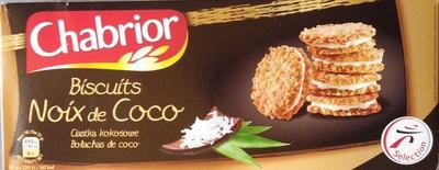 biscuits à la noix de coco - Product