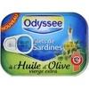 Filets de Sardines à l'Huile d'Olive vierge extra - Product