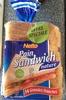 Pain Sandwich Nature (Offre Spéciale) - Produit