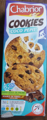Cookies Coco Pepit' - Product