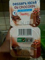 Dessert lacté panaché - Product