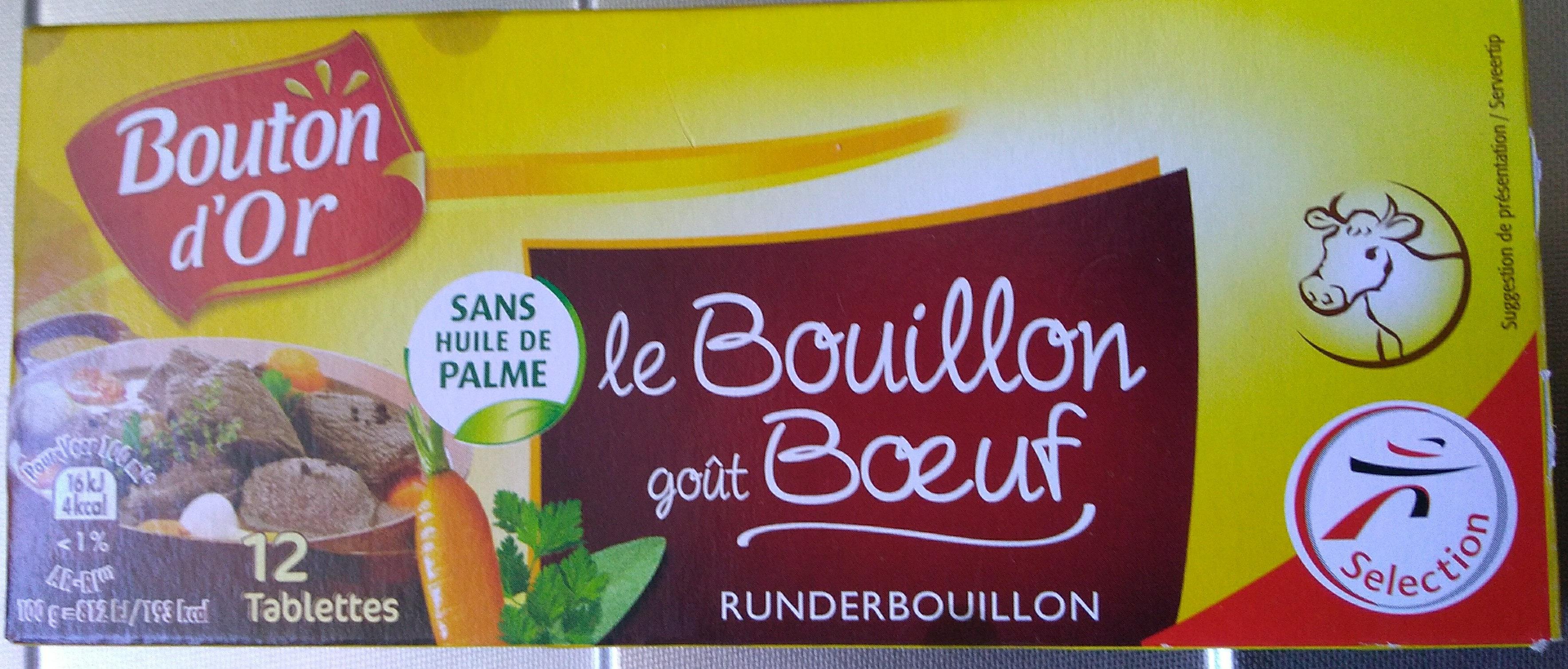 Le Bouillon De Bœuf, Le Paquet De - Product - fr