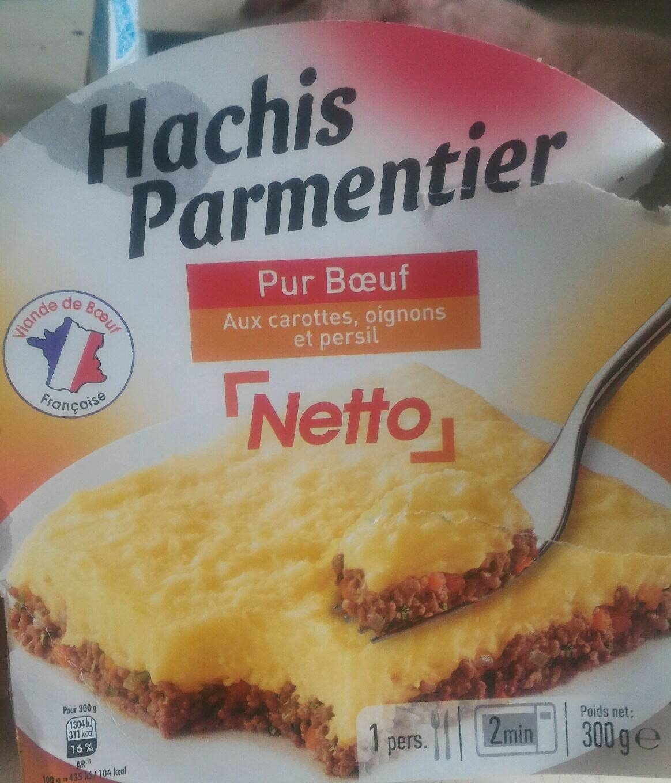 Hachis Carpentier - Produit