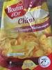 Chips saveur vinaigre balsamique - Produit