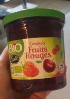 Confiture 3 fruits rouges - Product