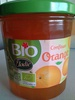 Confiture orange Bio - Produit