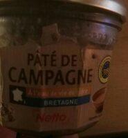 Netto Terrine Eau Vie Cidre - Nutrition facts - fr