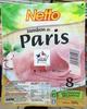 Jambon de Paris - 8 Tranches (découenné dégraissé) - Produit