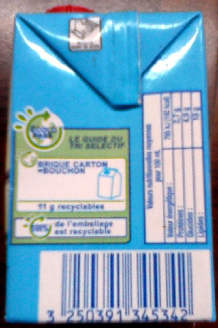 Crème semi-épaisse légère. - Product