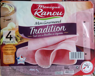 Mon Gourmand Tradition - Produkt - fr