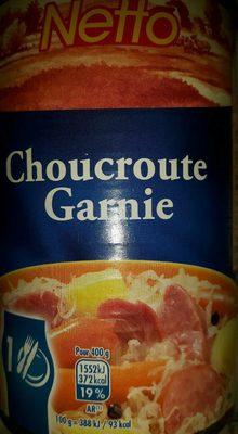 Netto Choucroute Garnie - Produit - fr