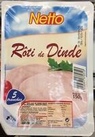 Rôti de Dinde - Product - fr